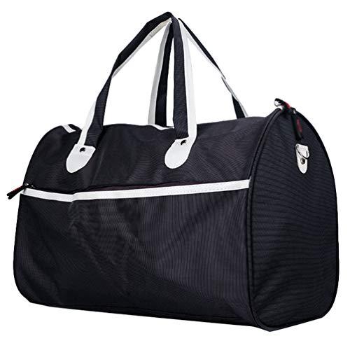 Kairuun Canvas Seesack Universal Tasche aus Leinwand Wasserfeste Reisetasche Mehrfarbig Optional