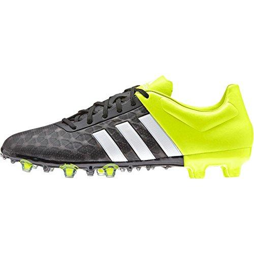 cheaper cb2e0 4066f adidas Ace 15.2 Firm Artificial Ground Zapatos de Fútbol Hombre, Color  Negro, Talla 42