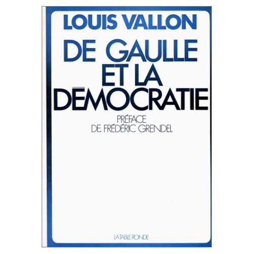 De Gaulle et la démocratie