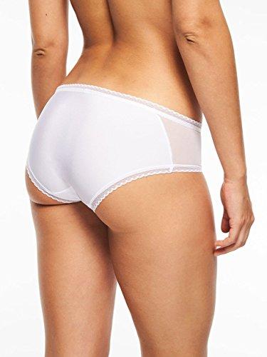 Chantelle Damen Panties Courcelles Weiß (Weiß 10)