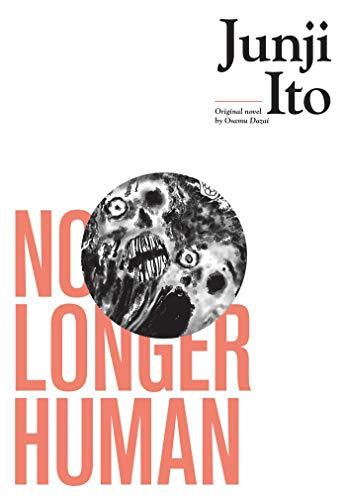 Buchseite und Rezensionen zu 'No Longer Human' von Junji Ito