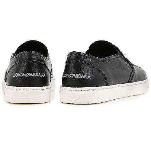 CK0028AE37580999 Dolce&Gabbana Sneakers Damen Leder Schwarz Schwarz
