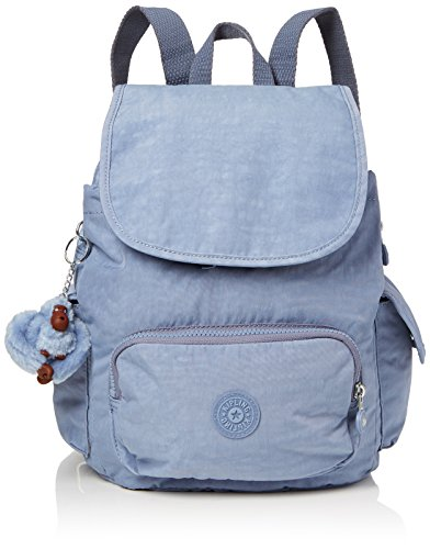 Kipling Damen City Pack, Timid Blue - 50,94 € (statt 84,90 €)