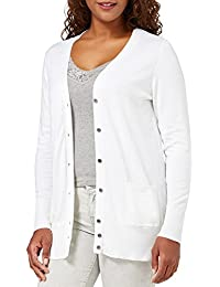 WoolOvers Cardigan long - Femme - Soie & Coton