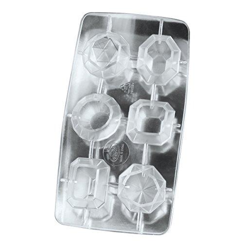 Diamanti di ghiaccio COOL JEWELS - formina in silicone