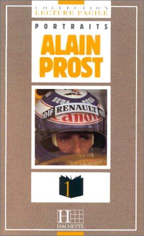 Alain Prost par Antoine Lagarde