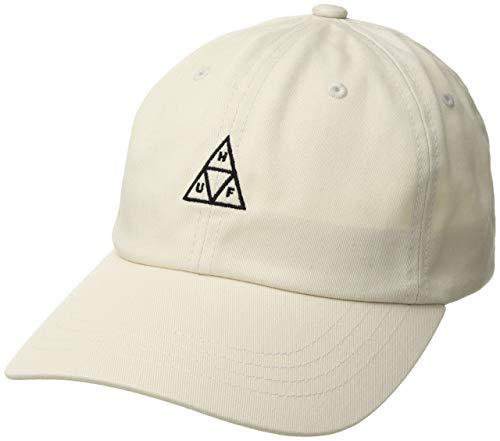 HUF Herren TT Curved Visor HAT Mütze, Birke, Einheitsgröße