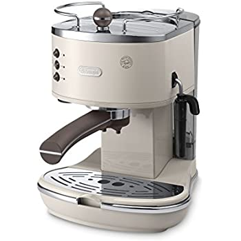 de 39 longhi icona vintage traditional pump espresso coffee machine ecov311 bg. Black Bedroom Furniture Sets. Home Design Ideas