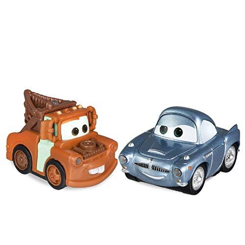 AppMATes 6019414 - Disney Pixar Cars 2 - Twin Pack Mater & Finn