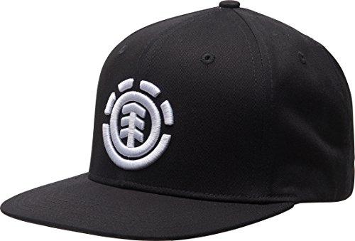 Element Herren KNUTSEN Cap A Schirmmütze Black White, U Preisvergleich