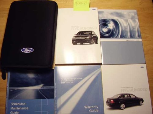 2006-ford-five-hundred-owners-manual