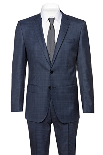 BOSS Anzug Huge6/Genius5 für Herren Blau 52