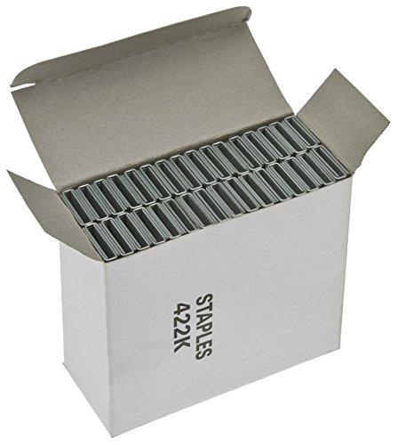 """Steelex D3930 calibre 18/8 """"x 7 1/4""""-Couronne Boîte de 5000 agrafes"""