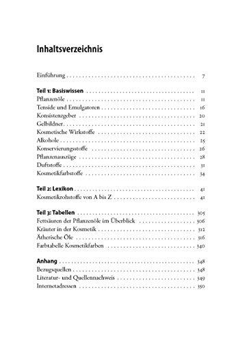 Kosmetik selbst gemacht – Das Rohstofflexikon – Wirkung, Verarbeitung, Anwendung - 4