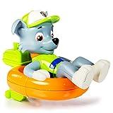 Paw Patrol Bath Paddlin Pup Toy - Rocky