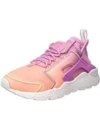 Nike Wmns Air Huarache Run Ultra Br, les Formateurs Femme, Castagna