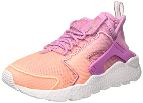 Nike Wmns Air Huarache Run Ultra Br, Scarpe da Ginnastica Donna Multicolore (Orchid/Orchid/Sunset Glow/White)