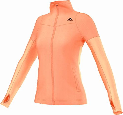 adidas Performance Damen Trainingsjacke Orange
