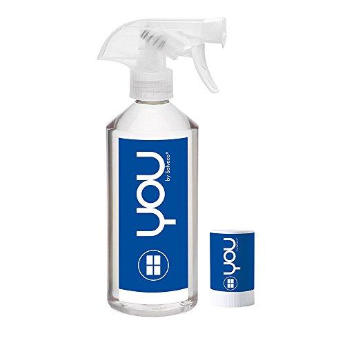 YOU - Spray Ecologique Nettoyant Vitres et Ecrans compatible LED LCD - 500ml