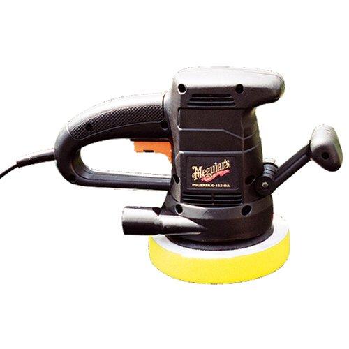 #Meguiars Poliermaschine Exzenter Polierer G125-DA#