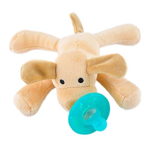 Preisvergleich Produktbild denshine Lovely Hochwertige Cartoon Infant Baby Silikon Schnuller, mit Plüsch Tier ungiftig Werkzeug Sicher Baby Brustwarzen Sauger