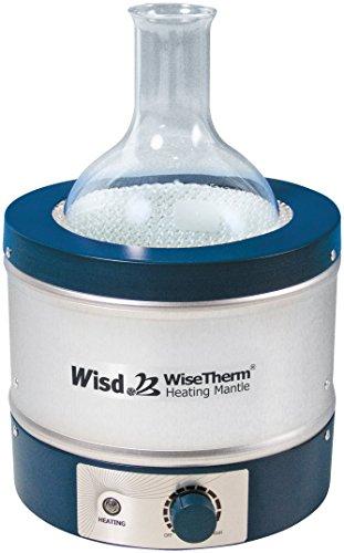 Witeg Heizmantel WHM für Rundkolben 100ml , bis 450°C mit Regler 120V