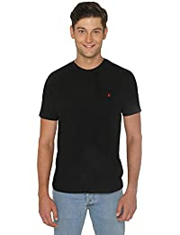 Bombay High Men's Cotton V-Neck T-Shirt