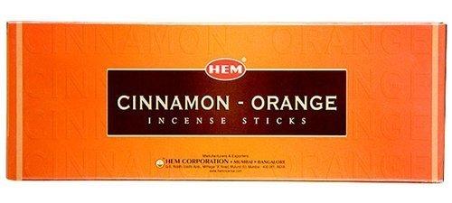 Hem - Cinnamon Orange Incense - 40 Sticks by Hem