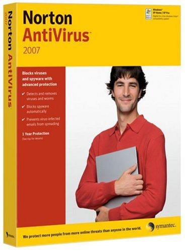 Symantec Upgrade Norton AntiVirus 2007 EN CD
