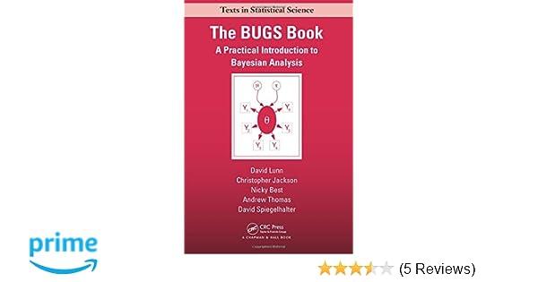 the bugs book jackson chris thomas andrew spiegelhalter david lunn david best nicky