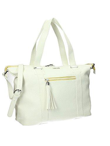 LIU JO EUBEA SHOPPING BAG - N16065E0086 White