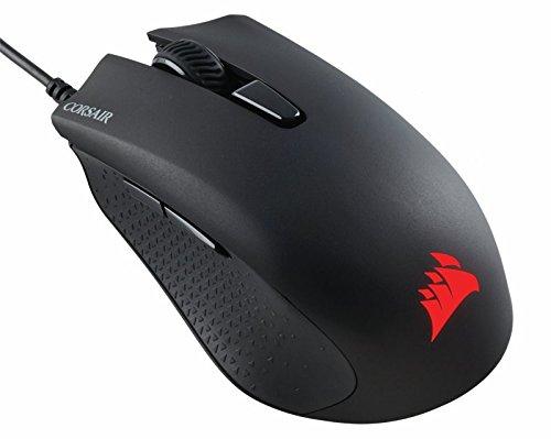 Corsair Harpoon CH-9301011-NA Optical Gaming Mouse (Black)