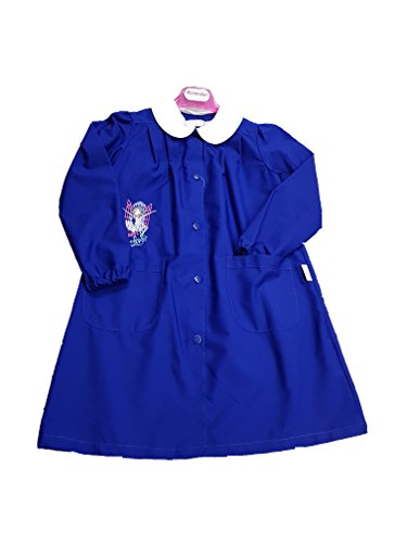 Grembiule scuola elementare per bambina ambrosino ragazza (art. g109) (75 - 8 anni)