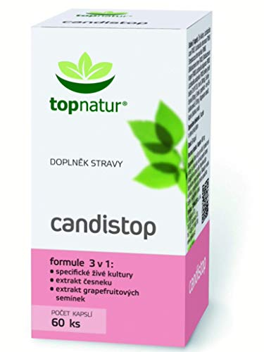 CANDISTOP es suplemento único para hacer la vida más fácil de todas las mujeres. Un remedio para combatir el hongo candida de una forma excelente. La toma prolongada de antibióticos, el estrés, el sistema inmunológico debilitado o consumo elevado de ...