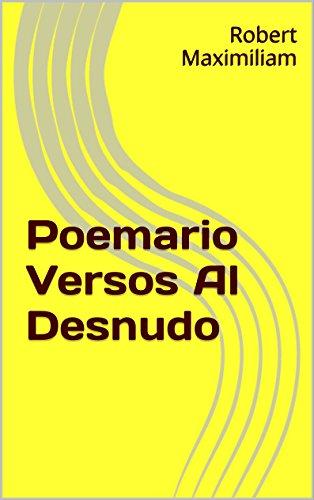 Poemario Versos Al Desnudo