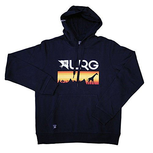 Lrg Astro Pullover Hoodie Navy blue