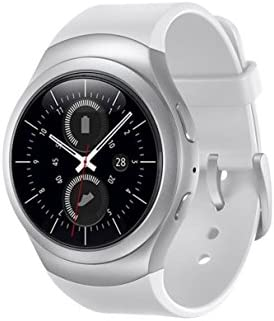 Samsung Gear S2 - relojes inteligentes (Alrededor, Ión de litio, Color blanco, Color blanco, 802.11b, 802.11g, 802.11n)