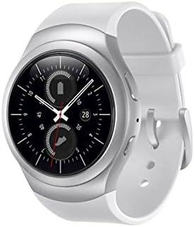 Samsung Gear S2 - relojes inteligentes (Alrededor, Ión de litio, Color blanco, Color blanco, 802.11b, 802.11g, 802.11n)