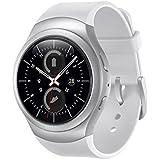 """Samsung Gear S2 1.2"""" SAMOLED 47g Blanco reloj inteligente - relojes inteligentes (Blanco, Blanco, Alrededor, 512 MB, 4 GB, 802.11b,802.11g,802.11n)"""