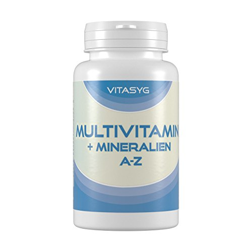 Vitasyg Multivitamin Tabletten - 100 Tabletten