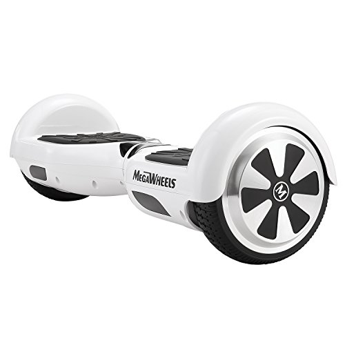 "Hoverboard Megawheels - 6.5 "" Elektro Scooter Elektro Skateboard Top Speed 10km / h - Carry Bag"