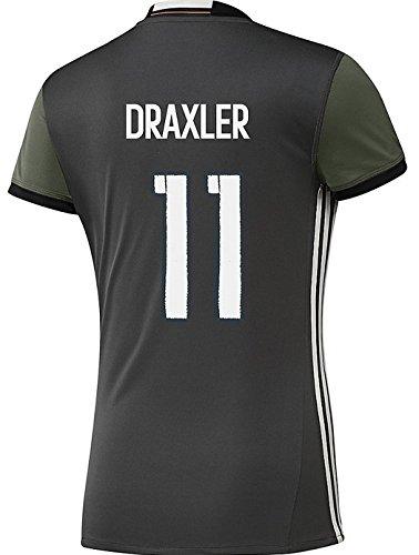 Trikot Adidas DFB Damen 2016-2018 Away (Draxler 11, XS)