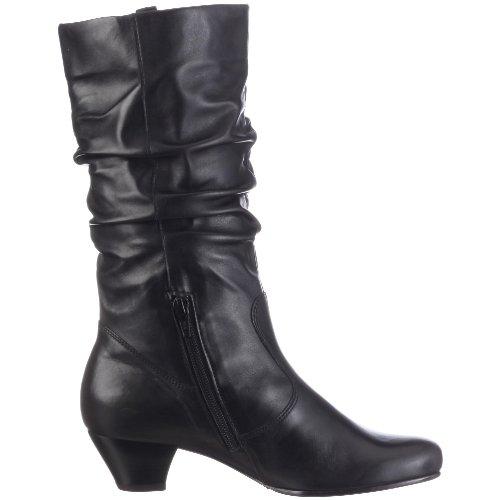 Gabor Shoes 16.681.57 Comfort, Stivali donna Nero (Schwarz (schwarz))