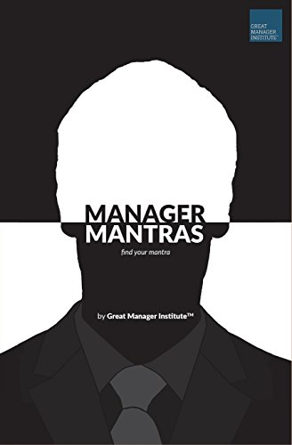 Manager Mantras: Find Your Mantra