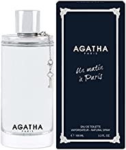 Un Matin A Paris By Agatha For Women - Eau De Toilette, 100Ml - multi-coloured