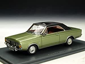 Ford Taunus P7 23M Coupe 71 Green Metallic (1/43 NEO43135) (japan import) by NEO