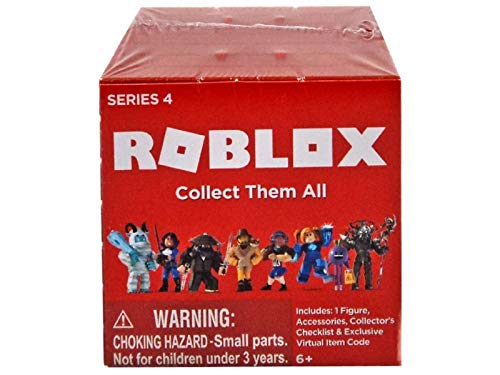 Jazwares- Roblox Figura Coleccionable articuladas, (Juguetes...