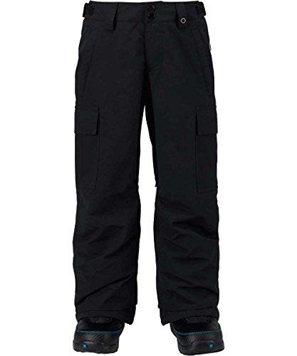 Burton Jungen Exile Cargo Pant Snowboardhose True Black XS | 09009520707063