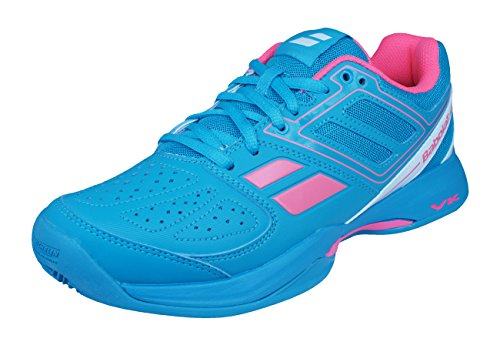 ZAPATILLA BABOLAT PULSION BPM CLAY PADEL W 45314 (36)