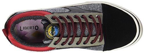 Liberto Herren Lib57cl Sneakers Blau (blu)